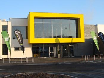 Abbey Stadium Leisure Centre
