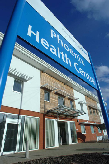 The Phoenix Centre, Wolverhampton