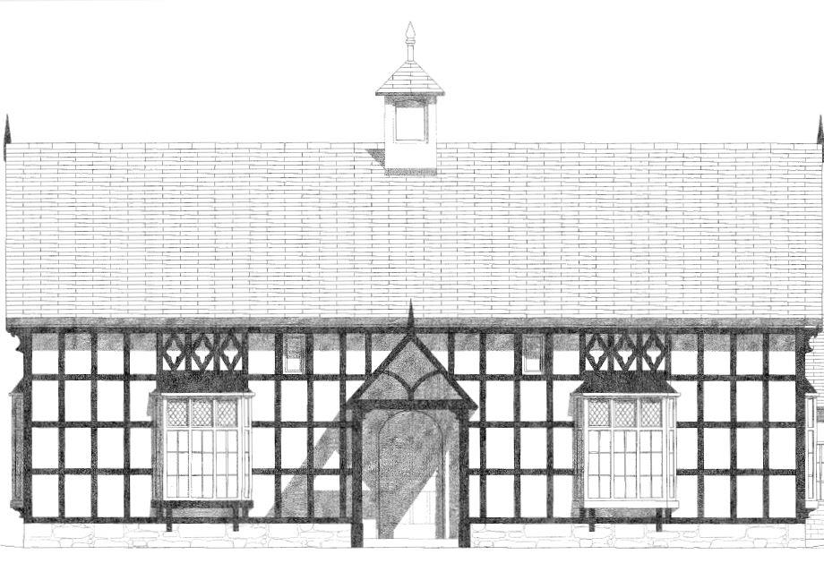 Record associates ten of our best building surveys for Old school house tracks